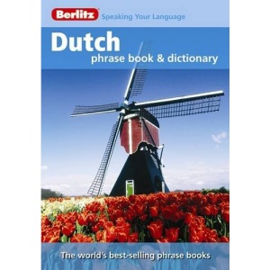 Dutch Berlitz Phrase Book (Berlitz Phrase Books)