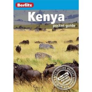 Kenya Berlitz Pocket Guide (Berlitz Pocket Guides)