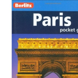 Paris Berlitz Pocket Guide (Berlitz Pocket Guides)