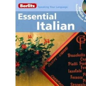 Italian Berlitz Essential (Berlitz Essentials)