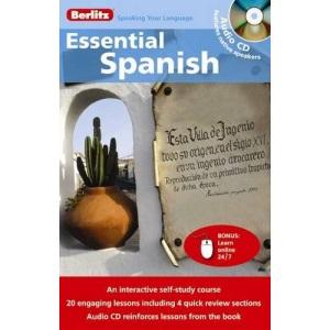 Spanish Berlitz Essential (Berlitz Essentials)