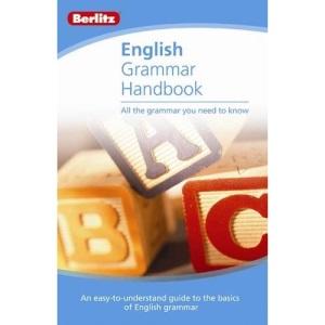 English Grammar Berlitz Handbook (Berlitz Handbooks)