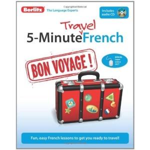 French Berlitz 5 Minute Travel