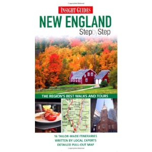 New England Insight Step by Step Guide (Insight Step by Step Guides)