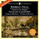 Rodrigo/Falla: Concertos and Ballets