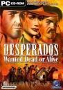 Desperados: Wanted Dead or Alive (PC CD)