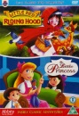 Family Classic Fairytales - Little Red Riding Hood/The Little Princess [DVD]