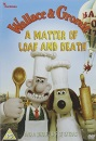 Wallace & Gromit - A Matter Of Loaf & Death (Free Magnet Edition)