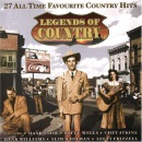 Legends Of Country: 27 All Time Favourites