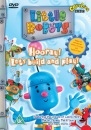 Little Robots - Hooray! Let's Build and Play [DVD]