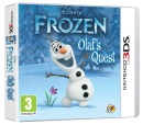 Disney Frozen: Olaf's Quest (Nintendo 3DS)