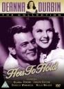 Deanna Durbin - Hers to Hold [DVD]