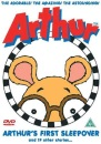 Arthur's First Sleepover And 19 Other Stories (Children's TV Animation) [DVD]