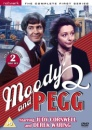 Moody And Pegg - Series 1 [DVD] [1974]