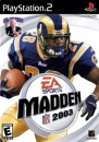 Madden NFL 2003 (PS2)