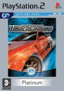 Need for Speed Underground Platinum (PS2)