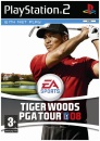 Tiger Woods PGA Tour 08 (PS2)