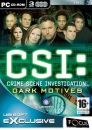CSI: Crime Scene Investigation - Dark Motives (PC CD)