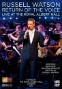 Russell Watson Return of the Voice Live From the Royal Albert Hall [DVD]