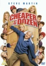 Cheaper By The Dozen [2004] [DVD]