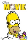 The Simpsons Movie [DVD] [2007]