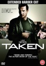 Taken (Extended Harder Cut) [DVD] [2008]