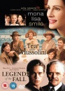 Mona Lisa Smile/Tea With Mussolini/Legends Of The Fall [DVD]