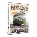 Buses Trolley Buses and Trams [DVD]