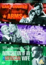 3 Classics Of The Silver Screen - Vol. 4 - A Farewell To Arms / The Groom Wore Spurs / Indiscretion Of An American Wife [DVD]