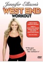 Jennifer Ellison's West End Workout [2006] [DVD]