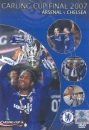 Arsenal FC 1 - 2 Chelsea FC: The 2007 Carling Cup Final [DVD]