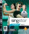 SingStar Vol. 3 - PlayStation Eye Enhanced (PS3)