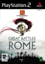 History Channel: Great Battles of Rome (PS2)