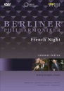 Various: Berlin Philharmonic Orchestra: French Night (Works By Berlioz/ Ravel/ Debussy/ Bizet/ Offenbach) [DVD]