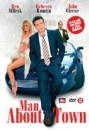 Man About Town - ben affleck / john cleese / rebecca romijn - DTS [ dutch import ]