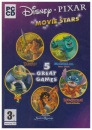 Movie Stars 5 Pack (Toy Story 2, Tarzan, Lilo & Stitch, Aladdin, Monsters Inc) (PC)