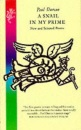 A Snail in My Prime: New and Selected Poems