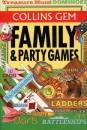 Collins Gem - Family and Party Games (Collins Gem Guides)