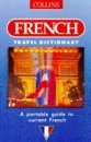 Collins French Travel Dictionary