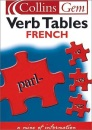 Collins Gem - French Verb Tables