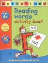 Letterland Learning At Home - Reading Words Activity Book (Letterland Activity Books)