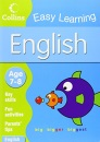 English: Age 7-8 (Collins Easy Learning Age 7-11)