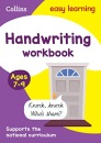 Handwriting Workbook Ages 7-9: Ideal for home learning (Collins Easy Learning KS2)
