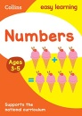 Numbers Ages 3-5: Ideal for home learning (Collins Easy Learning Preschool)