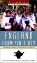 Frommer's England from $70 a Day (Frommer's Dollar a Day Guides)