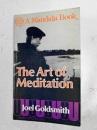 The Art of Meditation (Mandala Books)