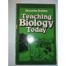 Teaching Biology Today