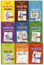Diary of a Wimpy Kid 9 Book Slipcase (Red)