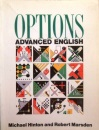 Options: Advanced English Course: Student's Book (ELT)