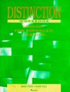 Distinction: Workbook